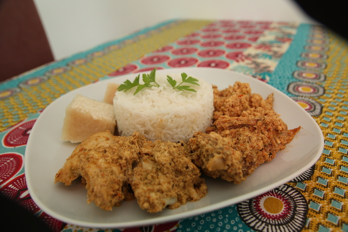 Escapade culinaire sous les tropiques