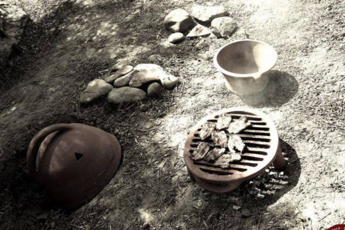 Cooking in ancient greece