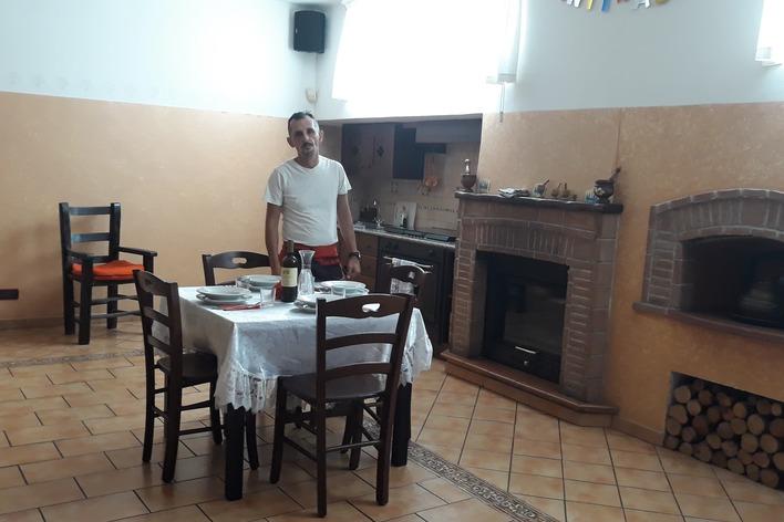Sardinian dinner