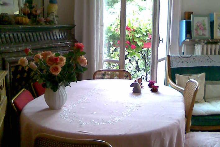 Dîner artistique, bio et sans gluten!   / artistic diner in paris, org...