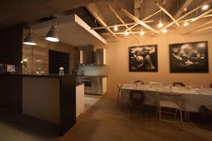 Cenas particulares como en su propia casa: Dîner chez sébastien