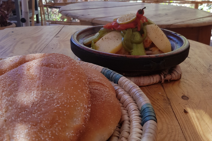 Find real taste of morocco