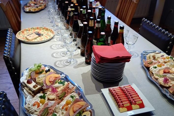 Association bières et fromage
