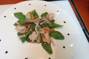 Eat with locals: Un avant gout de printemps